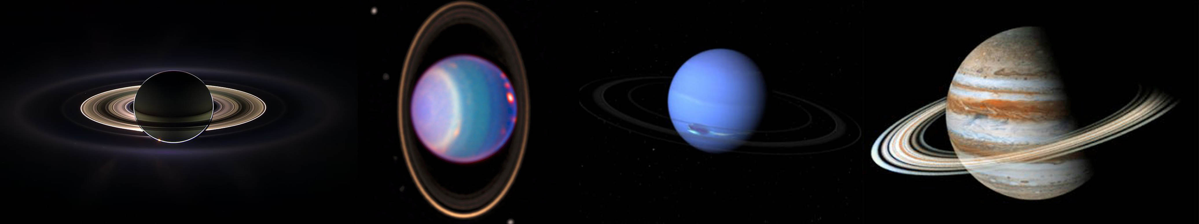 Oahspe Study PLANETARY FORMATION AND RINGS OF THE GAS PLANETS